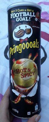 Pringles Hot & spicy - Produit - fr