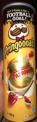 Classic paprika - Product