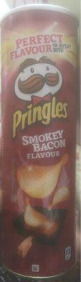 Pringles Smokey Bacon - Product - fr