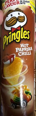Hot Paprika Chilli - Produit - de