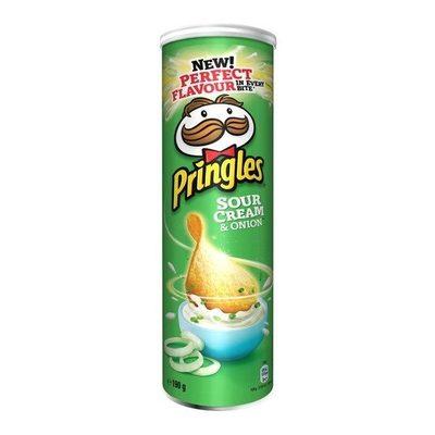 Snack salé goût crème acidulée et oignon - Prodotto - fr