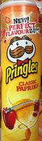 Pringles Classic Paprika - Product - de