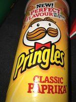 Pringles Classic paprika New - Product