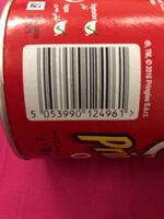 Pringle's - Ingredients - en