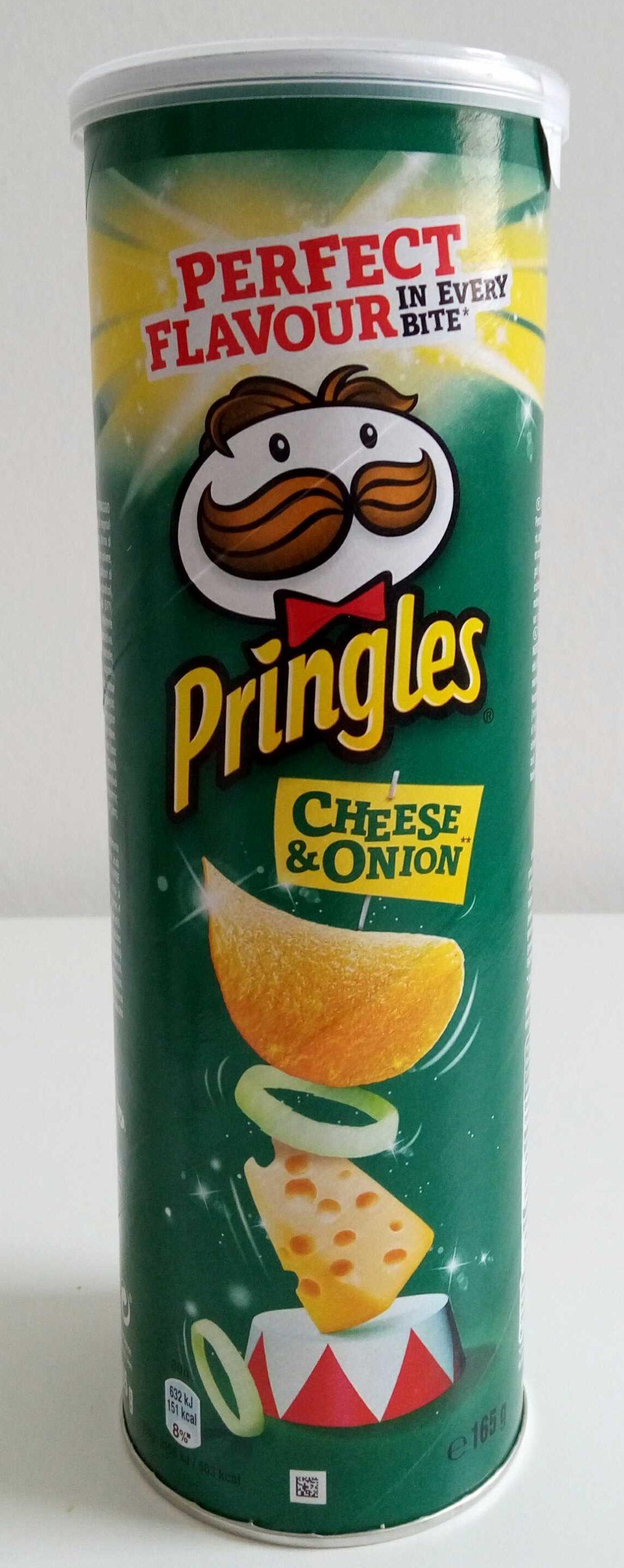 Cheese & onion - Prodotto - fr