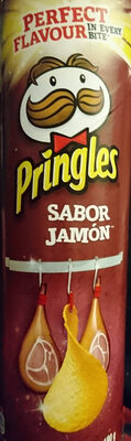 Pringles Patates Pernil - Producto