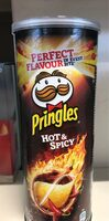 Pringles Hot & Spicy - Product