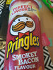 Pringles Smocket Bacon - Produto