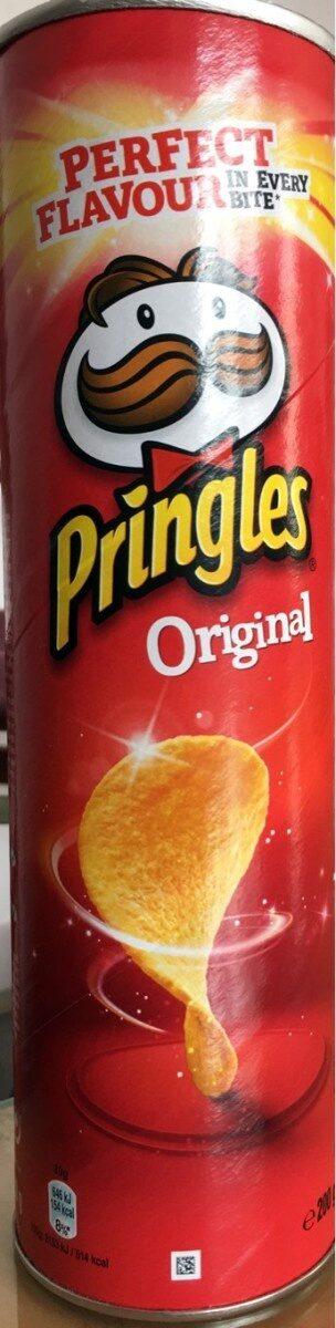Pringles Original - Producte - en