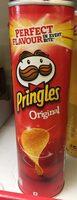 Pringles Original Chips - Produit - fr