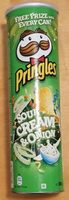 Sour Cream & Onion - Produkt - de