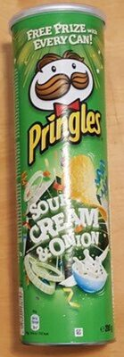 Sour Cream & Onion - Prodotto - de