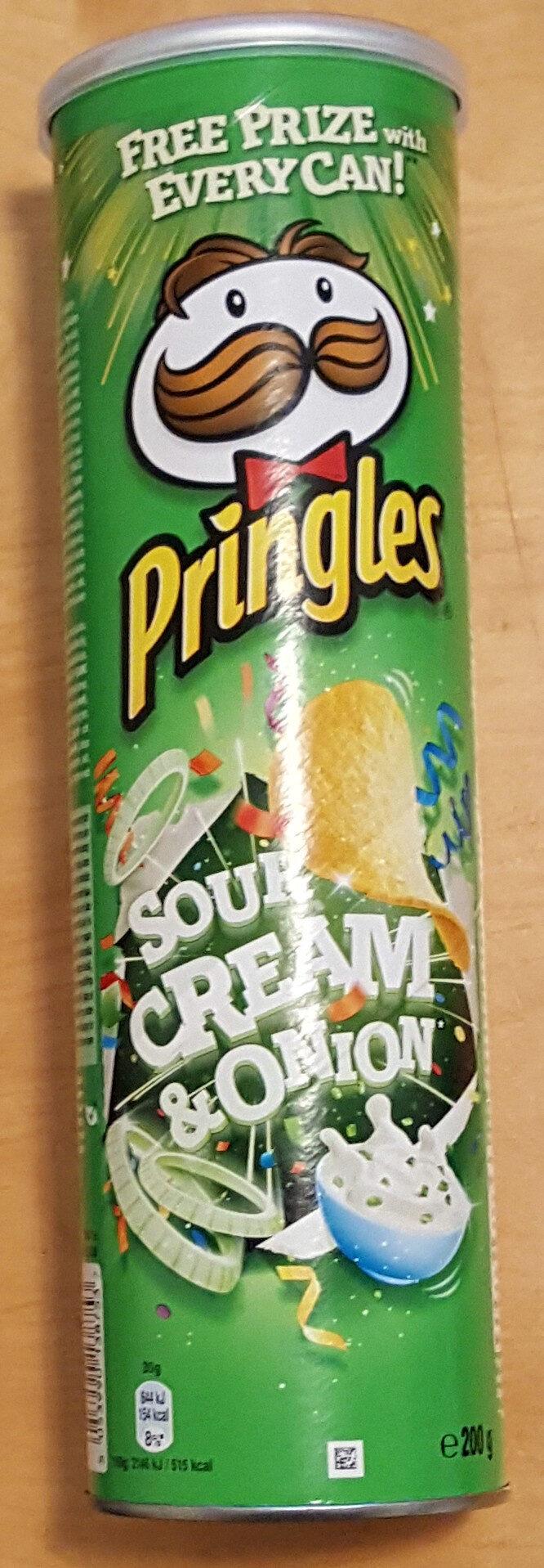 Sour Cream & Onion - Product - en