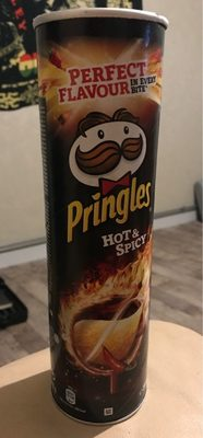 Pringles Hot&Spicy - Product