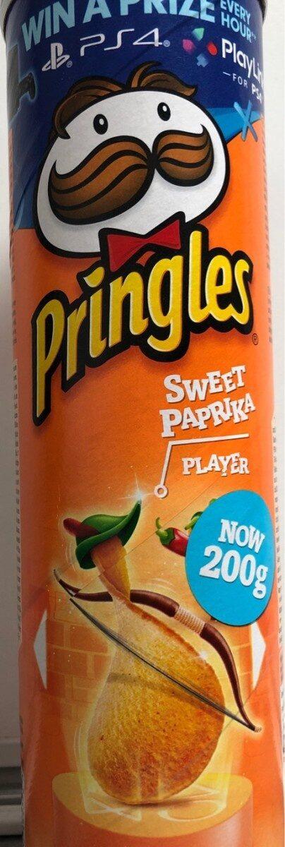 Pringles sweet paprika - Produkt - de