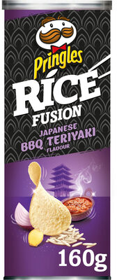 Tuiles Pringles Rice Fusion Japanese Barbecue - Product - fr