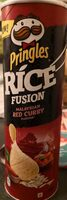 Rice Fusion Malaysian Red Curry - Product - fr