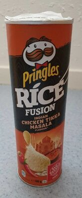 RÍCE FUSION indian Chicken Tikka masala - Product - fr