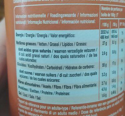 Rice Fusion Indian Chicken Tikka Masala - Voedingswaarden - fr
