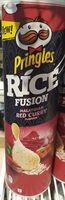 Rice fusion Malaysian Red Curry - Produit