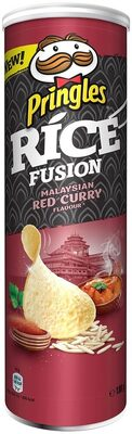 Rice fusion Malaysian Red Curry - Product - de