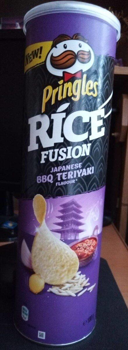 Rice fusion: japanese BBQ teriyaki flavour - Product