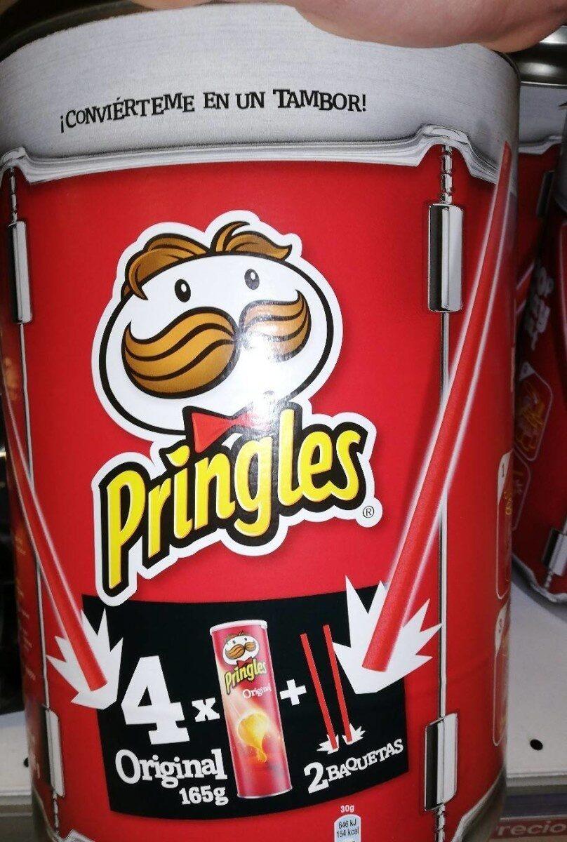 Pringles XXL - Producto