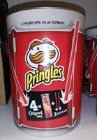 Pringles XXL - Información nutricional