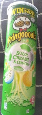 Pringles sour cream and onion - 产品 - fr