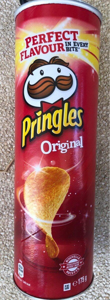 Pringles original - Product - fr