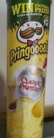 Pringles Classic Paprika - Produit - fr
