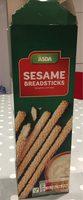 Sesame breadsticks - Product