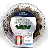 Lemon & Herb Olives - Product