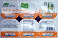 6 Crème Caramel - Product - en