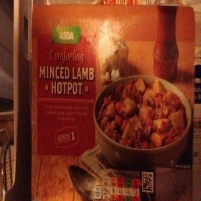 Asda minced lamb hotpot - Product
