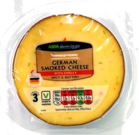 German Soft Cheese with chilli - Product - en