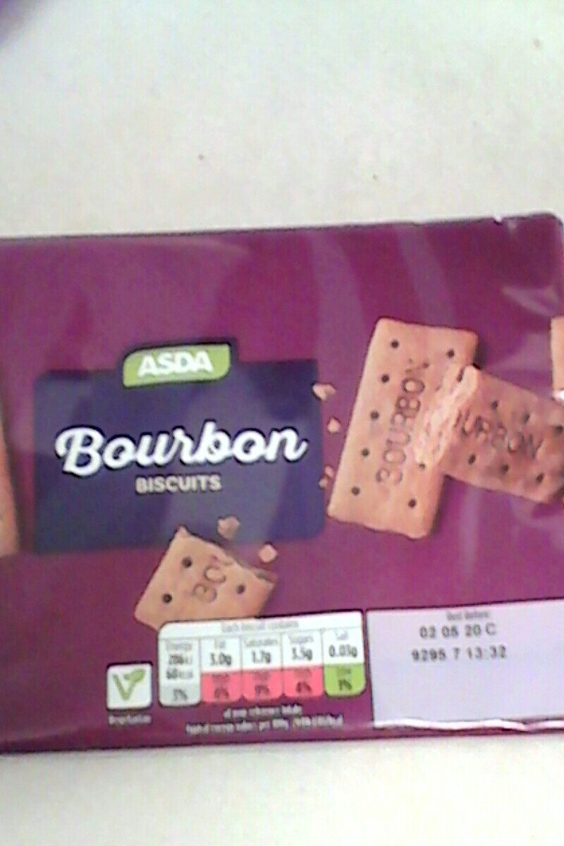 Bourbon Biscuits - Product - en