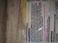 Wheat & corn tortillas - Ingrediënten - en