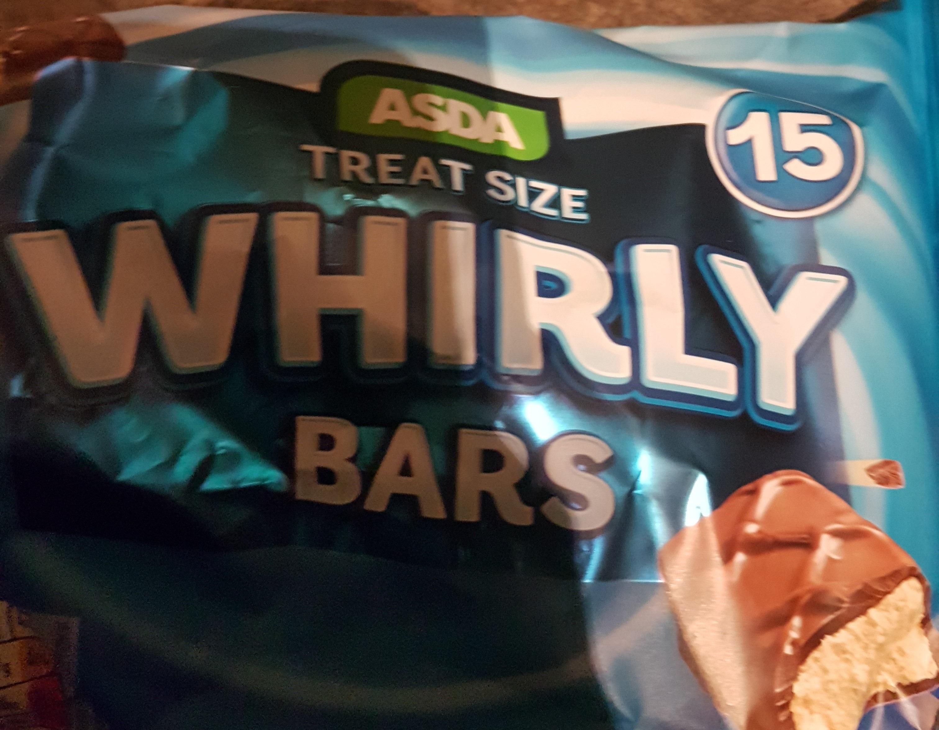 Whirly bars - Produit