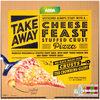 ASDA Takeaway Cheese Feast Stuffed Crust Pizza - Product