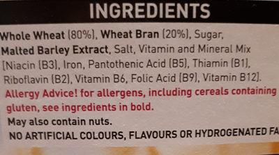 asda bran flakes - Ingredients