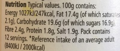 Creamed Horseradish Sauce - 1