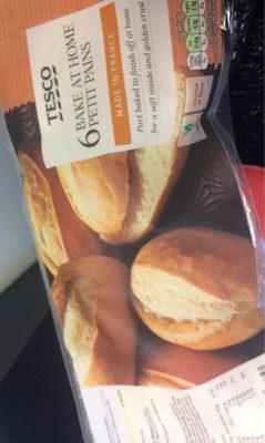 Bake at home petits pains - Produit - fr