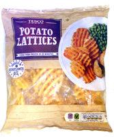 Potato lattices - Produit - en