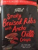 Smoky braised ribs with ancho chilli crisps - Product