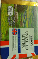 British Unsalted Block Butter - Product