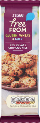 Free From Chocolate Chip Cookie Dairy Free - Product - en