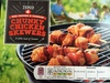 Red Pepper & Chorizo Chunky Chicken Skewers - Product