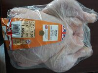 BRITISH LARGE WHOLE CHICKEN - Product - en