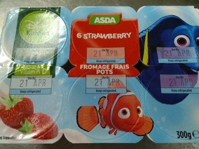 Fromage frais pots - Produit - fr